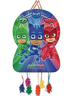 PJ Masks Piñata para decoración de Fiestas (Verbetena 016001321)