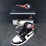 d9200b6946db Air Jordan 1 I High Retro NRG Not For Resale Red OG Sneakers Shoes 3D  Keychain