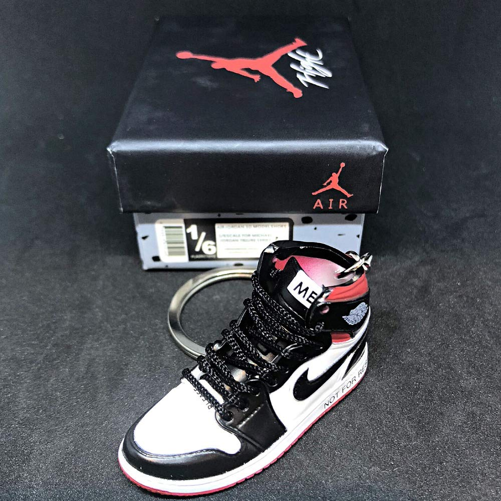 online store 19915 af594 Amazon.com: Air Jordan 1 I High Retro NRG Not For Resale Red ...
