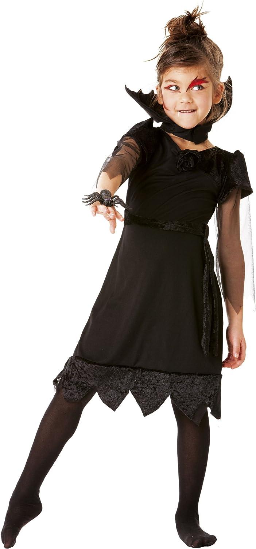 Amazon.es: Cesar B826-001 - Disfraz de vampiresa para niña (5 a ...