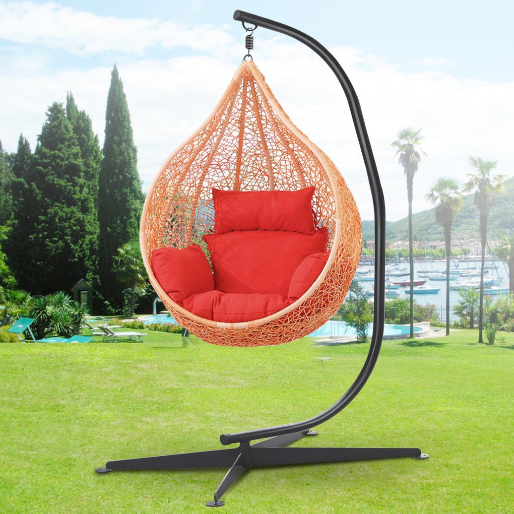 Awesome Amazon.com : World Pride Hammock C Stand Solid Steel Construction For  Hammock Air Porch Swing Chair(Stand Only) : Garden U0026 Outdoor