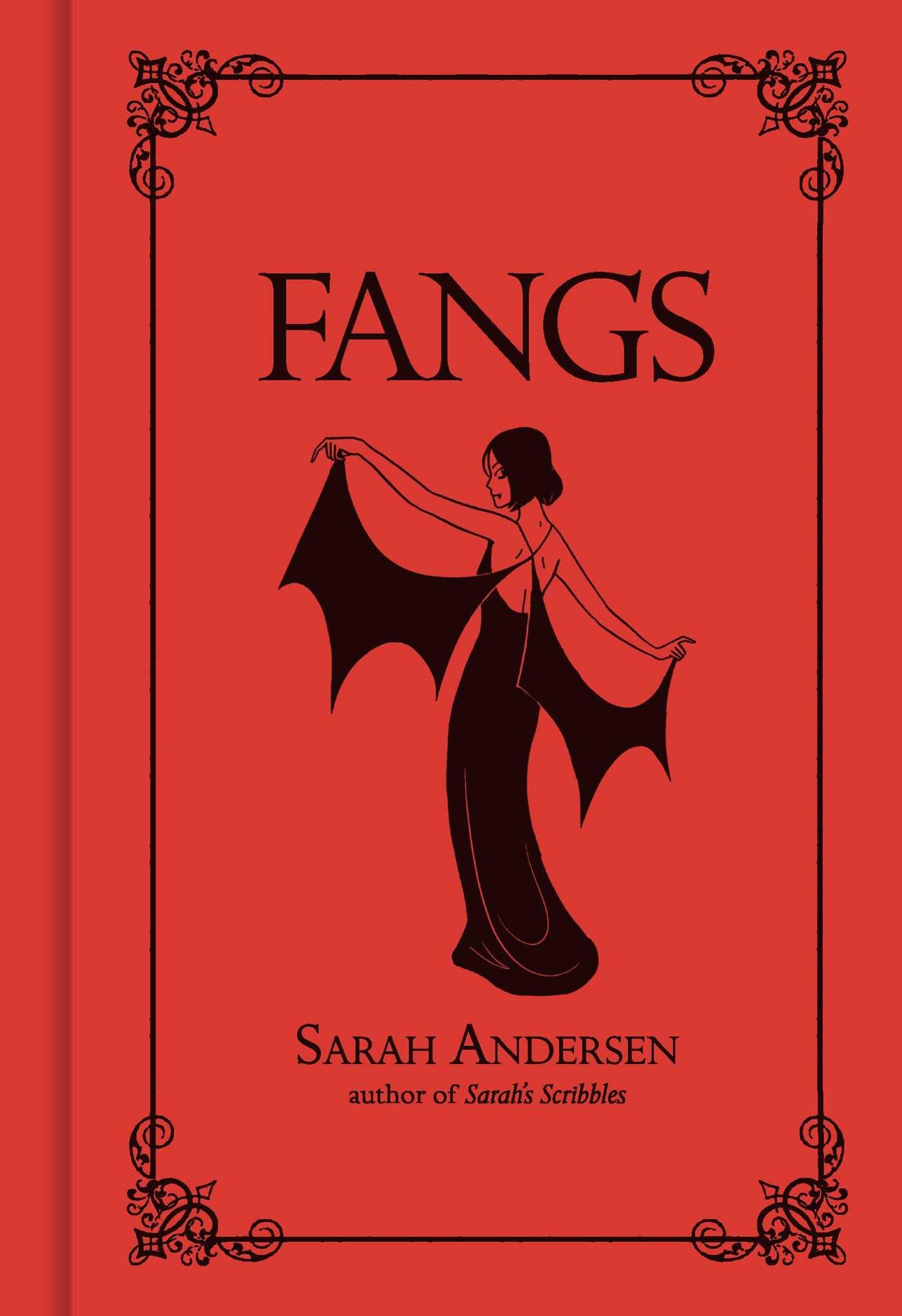 Fangs: Amazon.ca: Andersen, Sarah: Books
