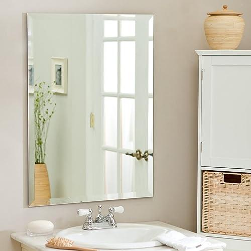 Bathroom mirror buy bathroom mirror online at best prices - Best place to buy bathroom mirrors ...