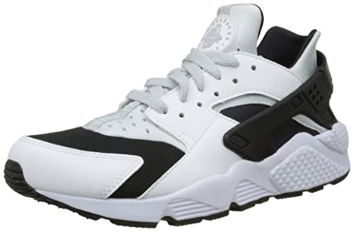 Nike Air Huarache, Zapatillas de Entrenamiento para Hombre, Blanco (White / Pure Platinum / Pure Platinum / Black), 44.5 EU: Amazon.es: Zapatos y ...