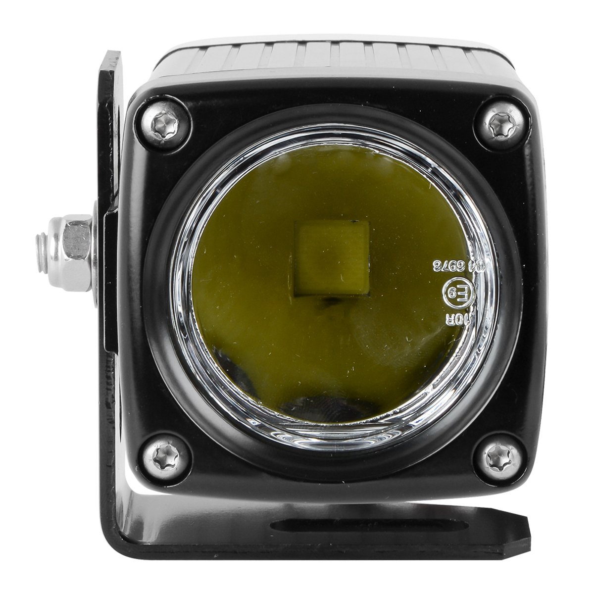 Grand General 76366 Heavy Duty Rectangular LED Spot Light Multi-Voltage 12 to 54 Volts