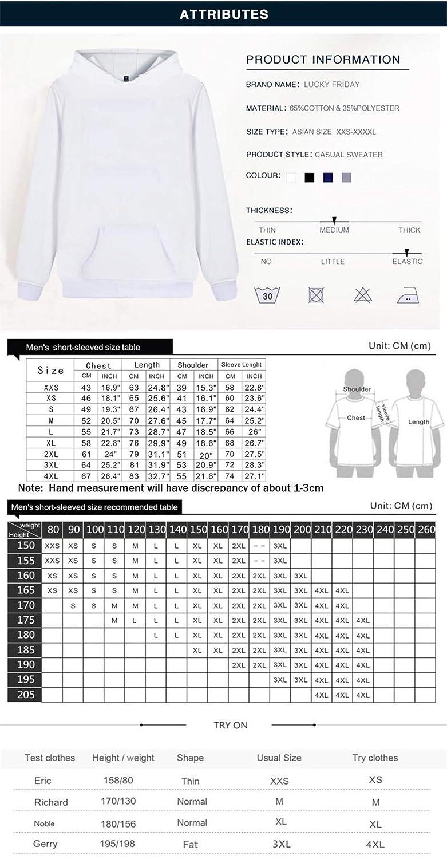 Amazon.com: KouShui Pocket 3D Print Hoodie Anime Spring Sweatshirts Casual Men/Women Hoodies Men Plus Size Navy Blue 4XL: Clothing