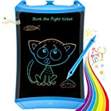 Bravokids Boys Toys, Gifts Toys for 2-6 Year Old Boys, 8.5 inch Colorful LCD Writing Tablet Kids Toddler Drawing Doodle…