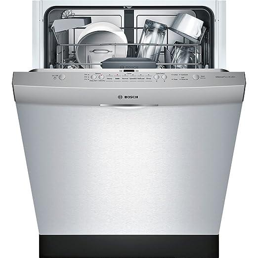 Bosch SHS5AV55UC Bajo encimera 14cubiertos lavavajilla ...