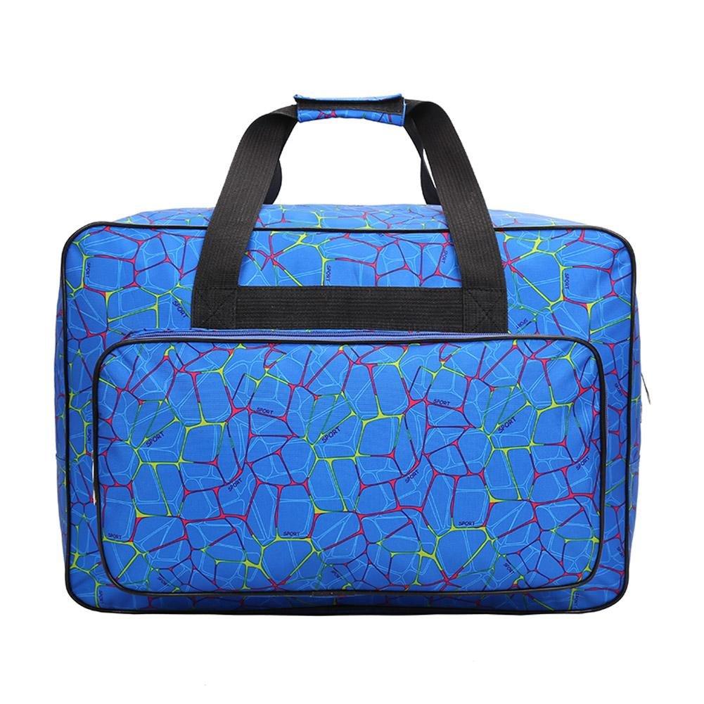 La Cabina Sacs Portatifs de Machine à Coudre Sac de Sports Sac d'emballage pour Voyage Grande Capacité Unisexe pour Femme et Homme