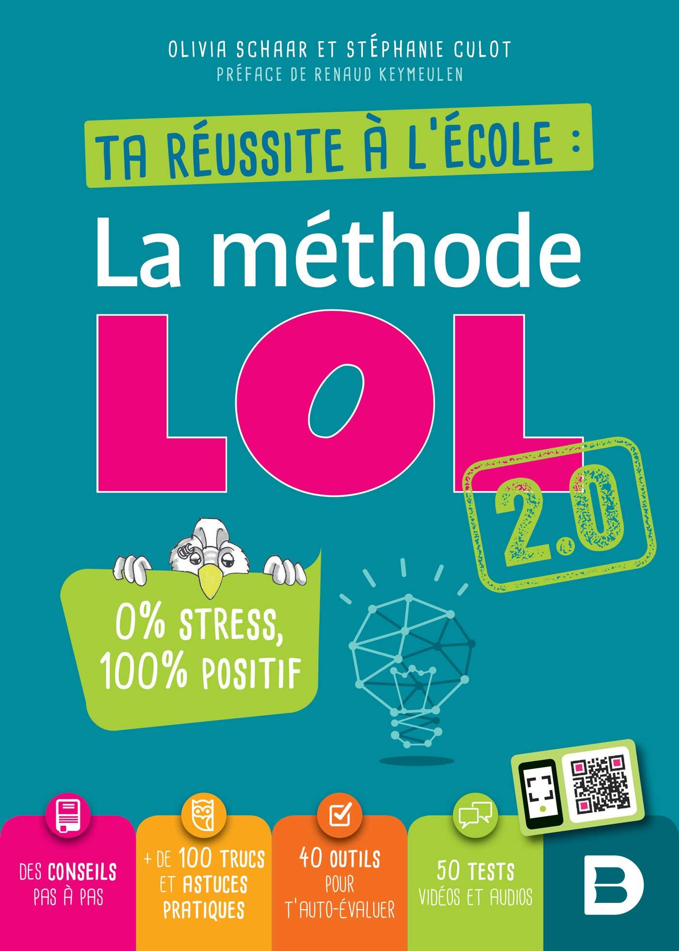 Amazon.fr   Ta réussite à l'école  la méthode LOL 440.40 4404044040 ...