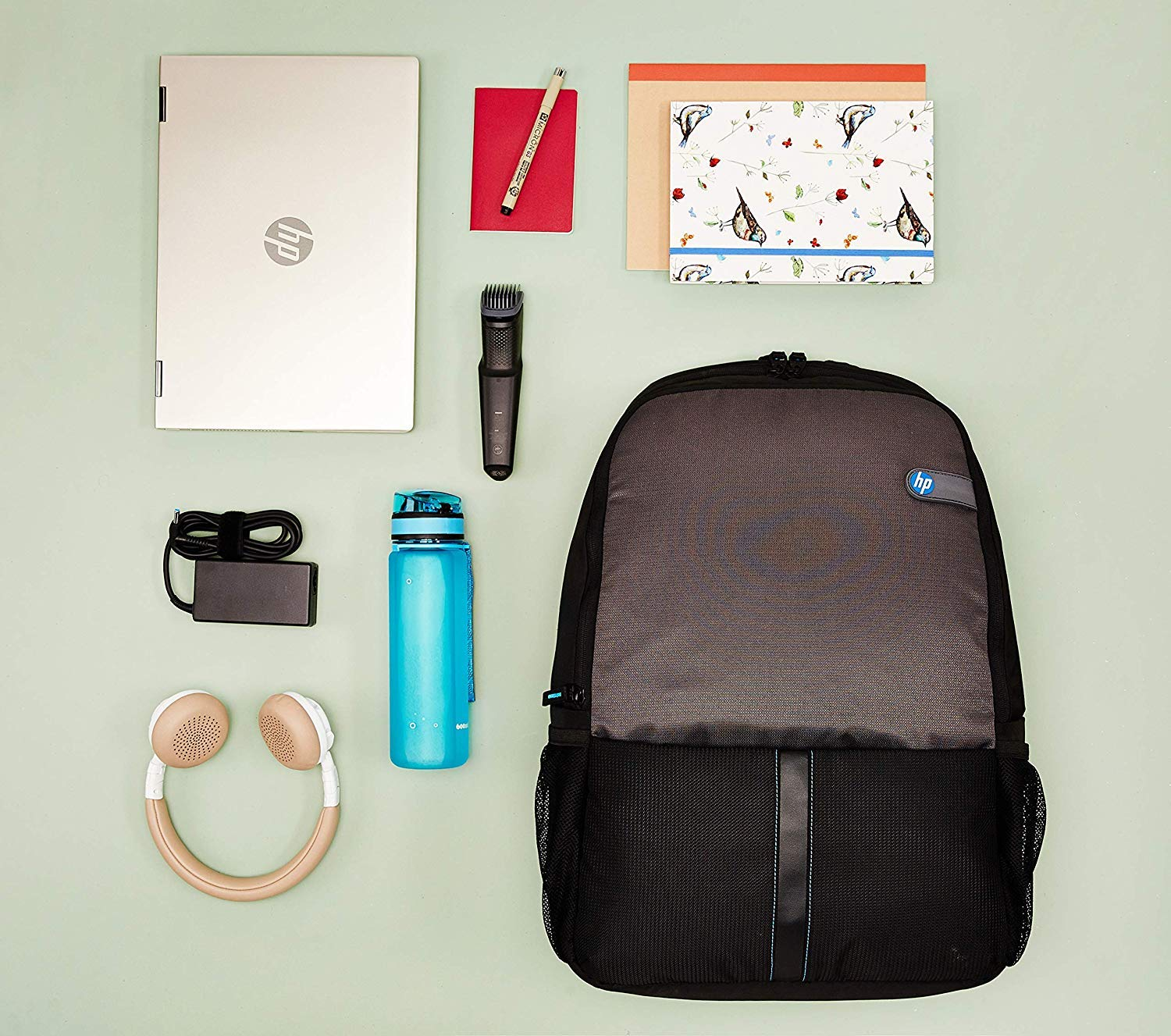 Loot Offer | HP Express 27 ltrs Laptop Backpack at Just Rs. 649