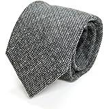 [クリサンドラ] ネクタイ シルク イタリア製 メンズ ブランド ビジネス コモ産 ジャガード織 シルク 100% ネクタイ ストライプ ドット 小紋 柄 デザイン イタリア製ネクタイ