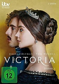 Victoria Staffel 1 3 Dvds Amazonde Jenna Coleman Tom Hughes
