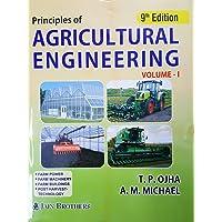Principal Of Agricultural Engg.Vol -I