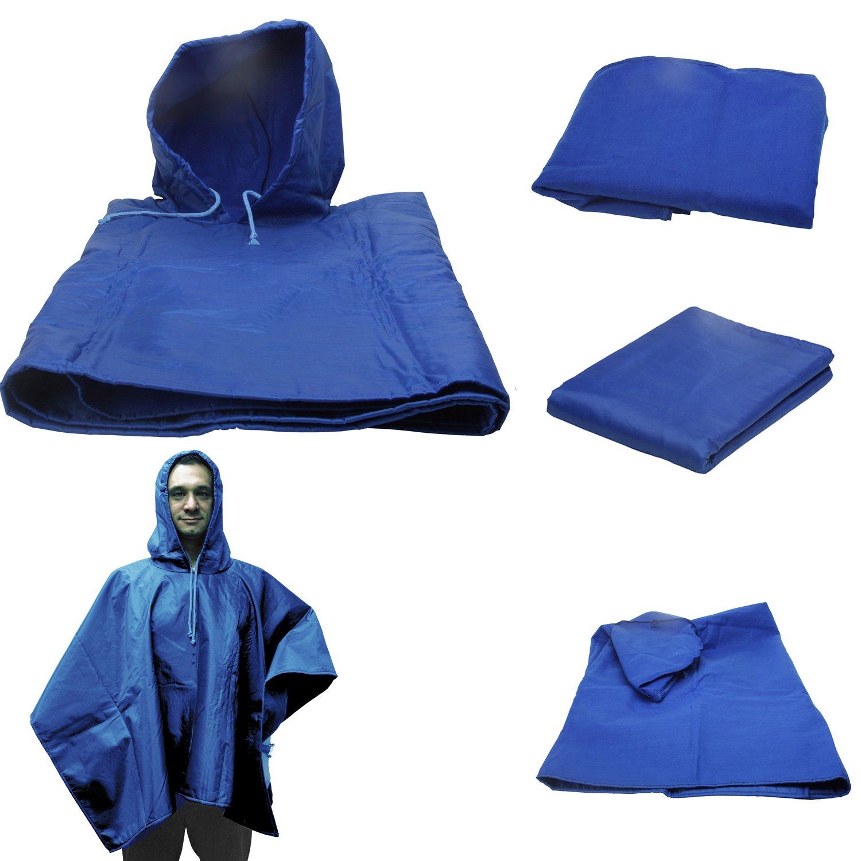 Blanket, 4-in-1, Blue
