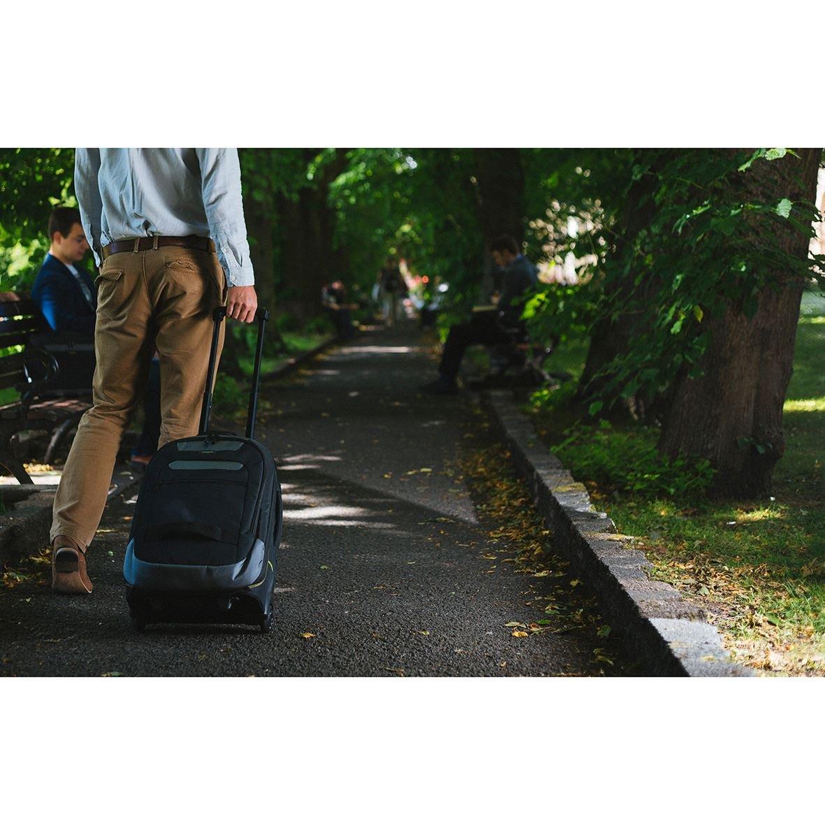 Targus Trolley Citygear color negro Mochila con ruedas para port/átil hasta 15.6