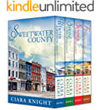 Sweetwater County Boxed Set (Books 1-4): A Sweet Second Chance Small Town Romance