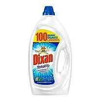Dixan Detergente Gel Total - 100 Lavados (5 l)