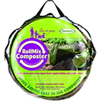 Tierra Garden 50-1500 Haxnicks Roll-Mix Composter, 41 Gallon Capacity