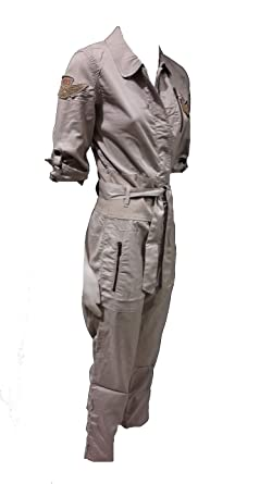 another chance online for sale really cheap Aeronautica Militare Combinaison TU069D Sable, Femme, Sweat ...