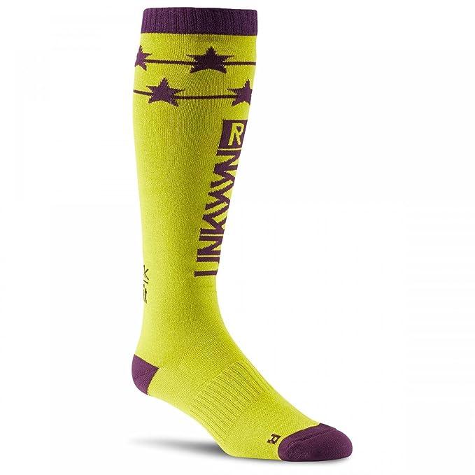 Reebok Calcetines de deporte - para mujer Vitgrn 42: Amazon.es: Ropa y accesorios
