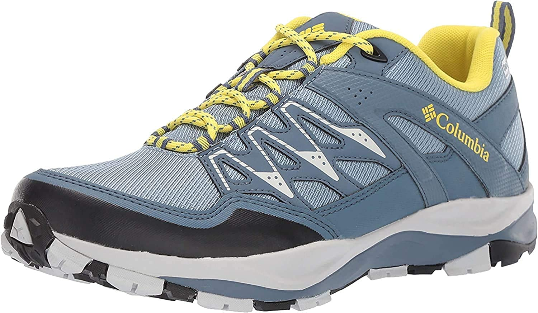 Columbia Womens Wayfinder Outdry Hiking Shoe Waterproof /& Breathable Hiking