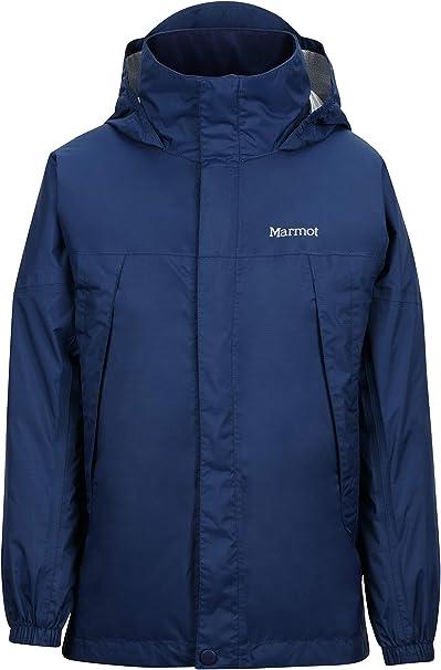 Marmot PreCip Boys Waterproof Trousers Windproof /& Breathable Waterproof