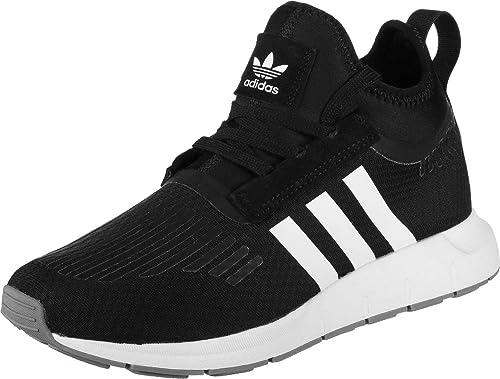 6fd80cdc7b2d Adidas Men s Swift Run Barrier Cblack Ftwwht Grey Running Shoes-10 ...