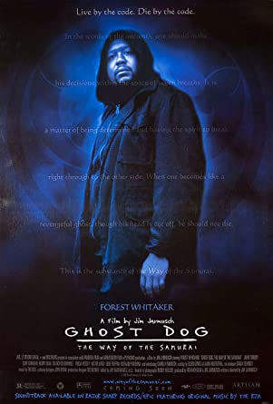Image result for ghost dog poster