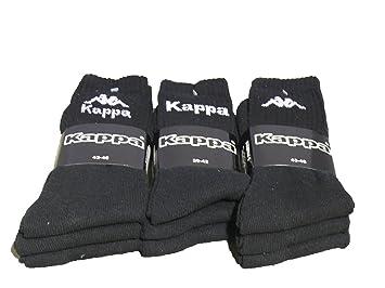 Lote de 6 pares de calcetines, Kappa nuevo 43 a 46 Cotton