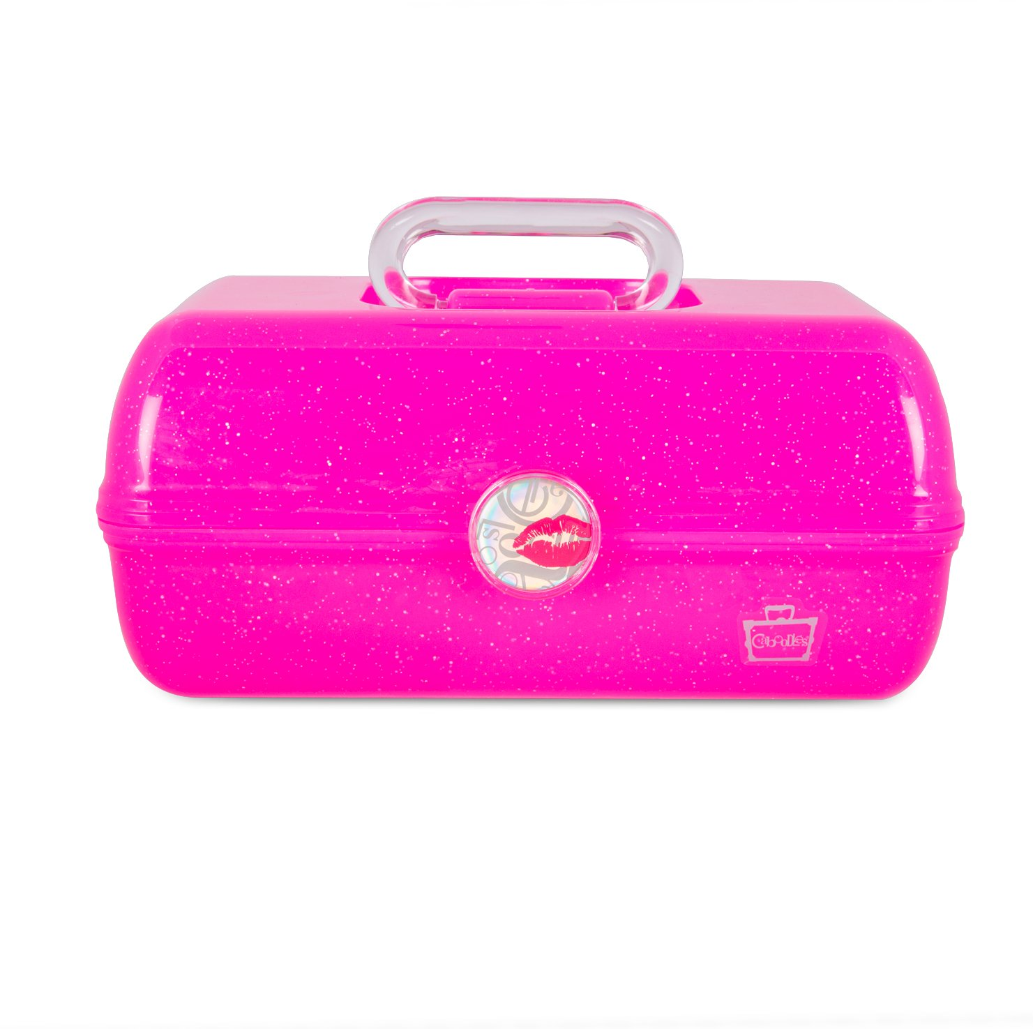 Caboodles On The Go Girl Classic Case, Pink Sparkle, 2.4 Pound by Caboodles (Image #4)