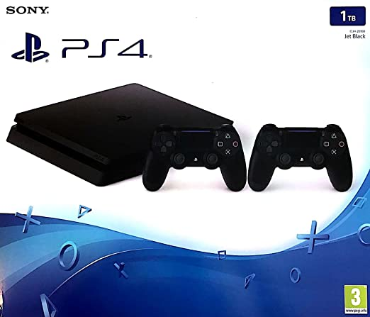 53 opinioni per PlayStation 4 1 Tb C Chassis Black + 2° Dualshock Nero [Bundle]