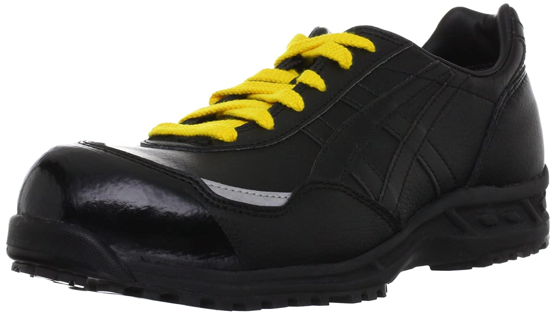[アシックスワーキング] 安全靴 作業靴 ウィンジョブE50S 樹脂製先芯 B0042Q5OE0 30.0 cm ブラック/ブラック