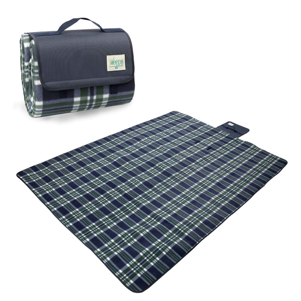 ASIERY Outdoor Picnic mat mat Beach mat Thickening Moisture-Proof Picnic Camping (Color : B, Size : 150200CM) by ASIERY