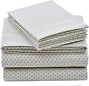 EnvioHome 160 Gram Flannel Sheet Set