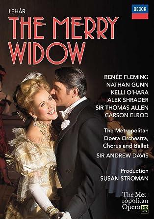 The Merry Widow Blu Ray