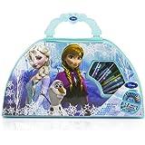 Frozen - Set Valigetta Colori, 48 Pezzi