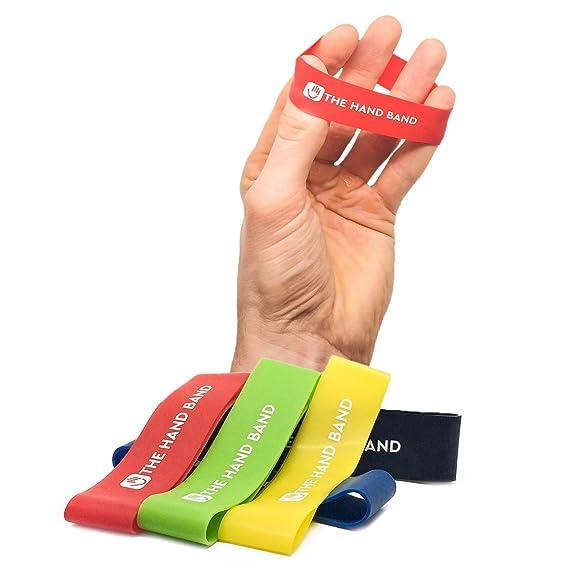DAS HANDBAND – Dehnen Finger und Hand Trainieren – 10 Finger ...