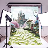 LB 5X7ft Dream World Vinyl Photography Backdrop Customized Photo Background Studio Prop JLT-6695