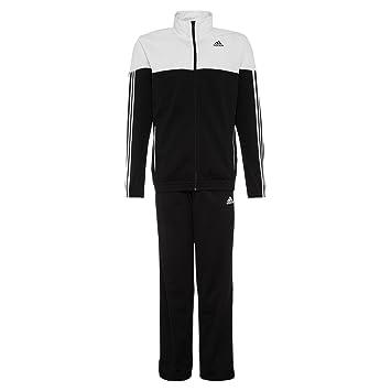 Adidas Iconic Men women's tracksuit, Men, black/white, ...