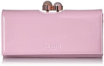21d145dec646b Ted Baker Kattia Geldbörse Damen pink  Amazon.de  Koffer