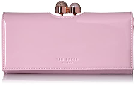 6a903f4bb Ted Baker Kattia Ladies Wallet pink: Amazon.co.uk: Luggage