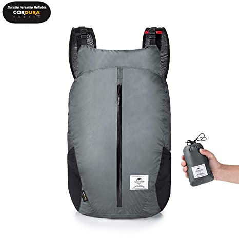 10203d1e1177 25L Ultralight Foldable Packable Small Hiking Daypack Backpack with Cordura  Fabric for Women Men, Lightweight Water Repellent for Climbing Camping ...
