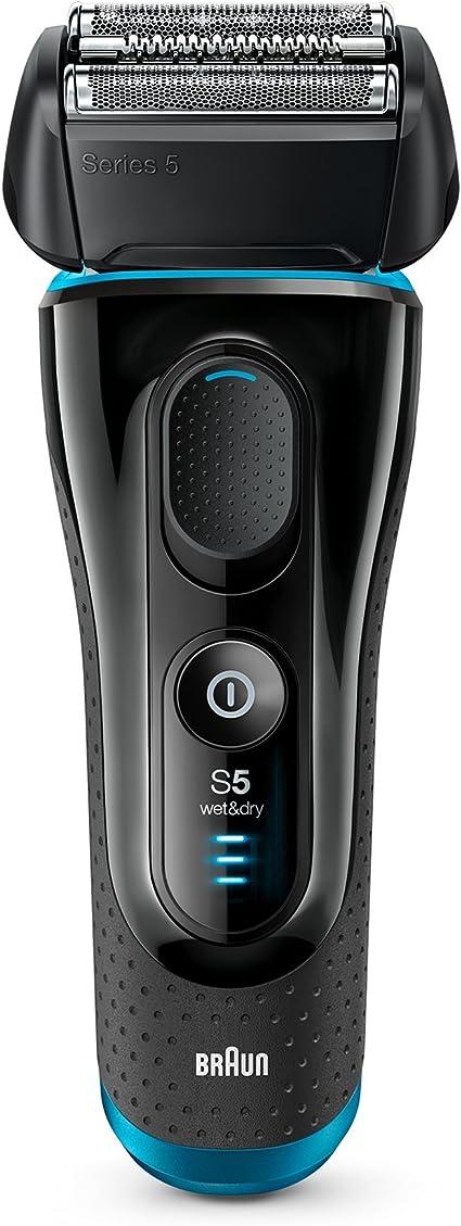 Braun Silk-épil 5 81615561 - Afeitadora (Máquina de afeitar de ...