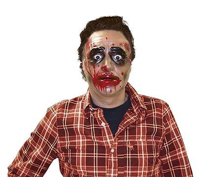 Rubies Mascara Transparente Zombie Man S3177