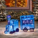 rudolph misfit toy train christmas yard decoration - Misfit Toys Outdoor Christmas Decorations