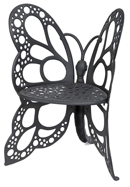 Fresh Amazon.com : Flower House FHBC205 Butterfly Chair, Black : Patio  RC16