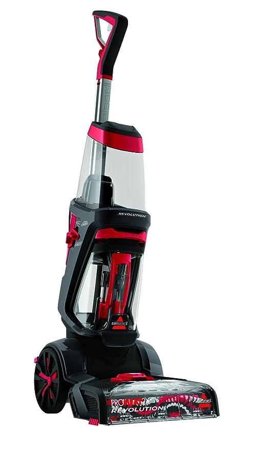 BISSELL ProHeat 2X Revolution Limpiadora de alfombras, Limpiador de agua, 800W: Amazon.es: Hogar