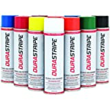 Athletic Field Marking Paint - (CASE) 12/18 Ounce Cans. The Brightest, whitest Most Durable line Marking Paint Available…