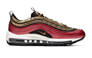 Nike Womens Air Max 97 Icon Clash Sneakers (9)